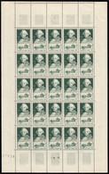 N°828 Feuille Entière, Journée Du Timbre 1949, Neufs ** Sans Charnière - Full Sheets