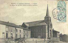 - ARDENNES -  MOIRY - L'église - Sonstige Gemeinden