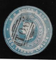 Grande Bretagne - Entier Découpé Publicitaire - Postwaardestukken