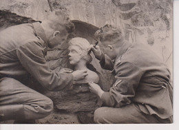 18*13CM WW2 WWII WORLD WAR 2 WELTKRIEG Aleman Deutschland - Guerra, Militari