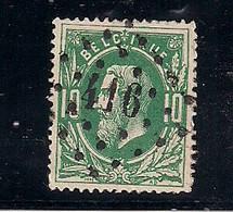 30-L 416-BRUX.RUE ROGIER - 1869-1883 Leopold II
