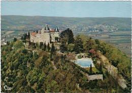 46   Le Chateau De Mercues Hotel   - Restaurant - Bar - Other Municipalities