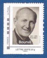 FRANCE Bourvil, 50 Ans Déjà Neuf**. Cinéma, Film, Movie. - Cinema