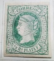 Antilles Espagnoles Lot De 2 Timbres 1864/66 - N°14 N°15  Neufs - Non Classificati