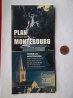 Plan De Montebourg (Manche) 2018 - Tourism Brochures