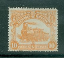 Belgique   TR 78  *  TB - 1915-1921
