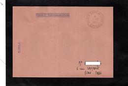 LSC 1985 - Cachet  PARIS GARE DE L'EST - CAISSE - Matasellos Manuales