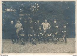 Photo : Portrait Militaire - Groupe D'officiers De Différentes Armes (avril 1915) (BP) - Guerra, Militari