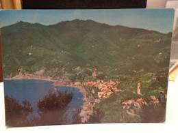 Cartolina   Moneglia Prov La Spezia Panorama Da Levante - La Spezia
