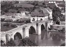46. Gf. ENTRAYGUES. Le Pont Gothique Et L'hôtal De La Truyère. 1511 - Other Municipalities