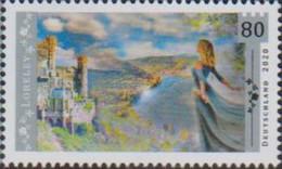 Germany 2020, Loreley, MNH Single Stamp - Nuovi