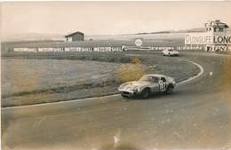 Photo (11 X 18 Cm)  : Beau Plan Course De Voiture Ancienne De Sport (FERRARI) - Tour De France Automobile (BP) - 8 - Automobili