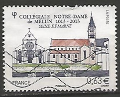 FRANCE N° 4743 OBLITERE - Gebraucht
