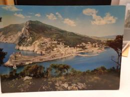 Cartolina Portovenere Panorama Col Nuovo Porto 1968 Prov La Spezia - La Spezia