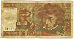 FRANCE - 10 Francs - 02.01.1976 - P 150.c - Serie V.279 - Hector Berlioz - 10 F 1972-1978 ''Berlioz''