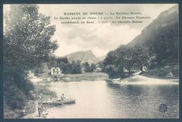 Lot De 4 Cartes Bassins Du Doubs Lac Chaillexon - Zonder Classificatie