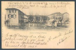 01 THOISSEY Intérieur Du Collège - Zonder Classificatie