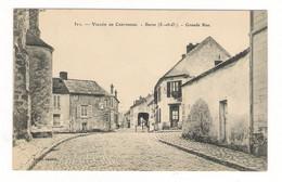 ESSONNE  /  VALLEE  DE  CHEVREUSE  /  BURES-sur-YVETTE  /  GRANDE  RUE  ( Calèche )  /  Edit.  GAUTROT  N° 311 - Bures Sur Yvette