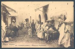 Lot De 21 Cartes De CASABLANCA Maroc - Casablanca