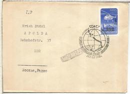 UNION SOVIETICA URSS CC VUELO TRANSPOLAR FLIGHT ARTICO ANTARTIDA ANTARCTIC ARCTIC - Polare Flüge