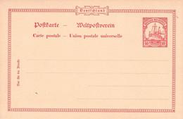 DEUTSCH-NEUGUINEA - POSTKARTE 10 PF (1900) UNC Mi #P11 //AA114 - Colonia: Nueva Guinea