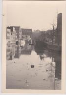 PHOTO 12 X 8 CM 1957 MALINES MECHELEN Belgique Zoutwerf Dyle - Places