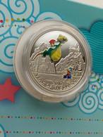 Niue Island 1 Dollar Year Of The Dragon Coin 2011 Year - Niue