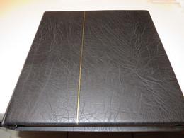 LIECHTENSTEIN  1912 Bis 1989 Poste O / ** / MARKEN Auf  LEUCHTTURM - VORDRUCK ( Ohne TASCHEN )  Im BINDER - Verzamelingen (in Albums)
