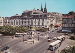CLERMONT FERRAND PLACE DE JAUDE LA STATUE DE VERCINGETORIX - Clermont Ferrand
