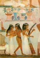 Egypte - Thèbes - Tombs Of Nobles Ot Nakht - Dancing And Musicians Girls - Tombeau De Nakht - Danseuses Et Musiciennes - - Autres