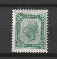 1905 35H PERF 13x12.5 MNH** - Ongebruikt
