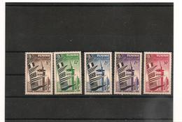 1953 .N° Y/T : - 360/64** - Zonder Classificatie