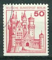 Bm Germany, Berlin (West) 1977 MiNr 536 D I Used | German Castles. Neuschwanstein - Used Stamps