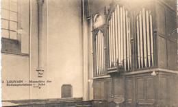 Louvain NA251: Monastère Des Rédemptoristines. Jubé ( Orgue ) - Leuven