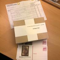 Duitsland 1985, 223 Verschillende Geïllustreerde Postkaarten Compleet In Orginele Verpakking, Zeer Mooi Lot - Cartoline Illustrate - Nuovi