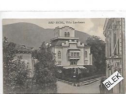 Autriche : Bad Ischl : Villa Landauer . - Bad Ischl