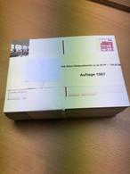Duitsland 1987, 208 Verschillende Geïllustreerde Postkaarten 60Pf , Compleet In Orginele Verpakking, Zeer Mooi Lot - Cartoline Illustrate - Nuovi