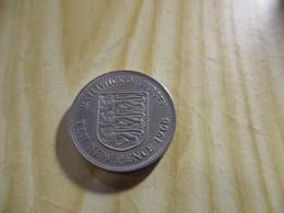 Jersey - 10 New Pence Elizabeth II 1968.N°1374. - Jersey