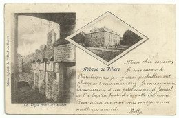 ABBAYE DE VILLERS  -  La Thyle Dans Les Ruines - Villers-la-Ville