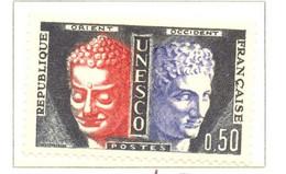 France - Neuf - 1961 Y&T 25 - TIMBRE DE SERVICE - UNESCO ORIENT OCCIDENT - (1) - Non Classés