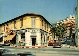 G2611 - ROQUEBRUNE CAP MARTIN - D06 - CARNOLES - Place Commissaire Harang - Roquebrune-Cap-Martin