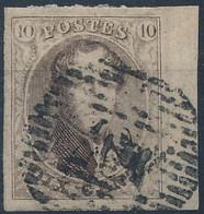 [O SUP] N° 10, Marges énormes Et Grand Bord De Feuille. Superbe - 1858-1862 Medallones (9/12)