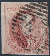 [O SUP] N° 12A, Marges énormes Et Voisin. Superbe - 1858-1862 Medallones (9/12)