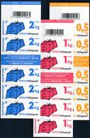 [** TB] Ki.B1/B3, Les 3 Carnets Complets - Cote: 260€ - Ohne Zuordnung