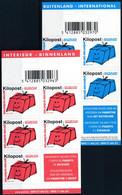 [** SUP] Ki.B10/B11, Les 2 Carnets Complets - Cote: 231€ - Ohne Zuordnung