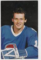 Miroslav Frycer, Club De Hockey Sur Glace Les Nordiques De Québec,  (F462) - Andere