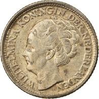 Monnaie, Pays-Bas, Wilhelmina I, 10 Cents, 1944, SUP, Argent, KM:163 - 10 Cent