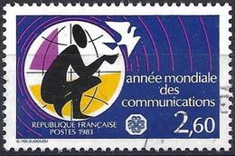 France 1983 - Mi 2386 - YT 2260 ( World Communications Year ) - Gebruikt