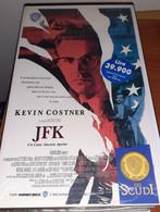 """Cofanetto Sigillato Doppio VHS Originale  """"JFK Un Caso Ancora Aperto """" Di Oliver Stone - Drama"""