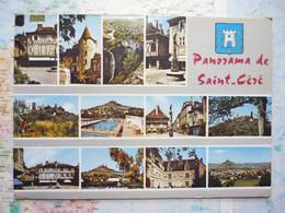 Panorama De Saint Céré / Vues Multiples - Saint-Céré